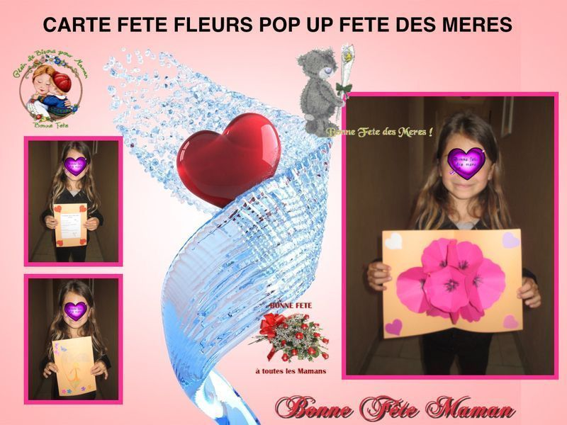Tuto Carte Pop Up Fleur Beautiful Je Ne Rsiste Pas Lenvie De Vous