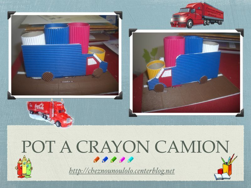 pot a crayon pailles centerblog. Black Bedroom Furniture Sets. Home Design Ideas